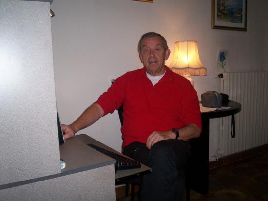 Maurice BUFFARD, Trésorier