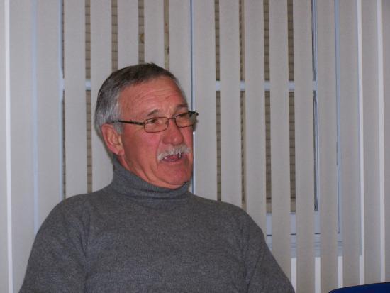 Marcel BUSSAC, vice président