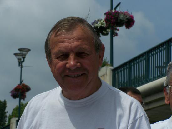 Jack MAUDUIT, responsable Déversements , Education à l' Environnement Sorties Scolaires