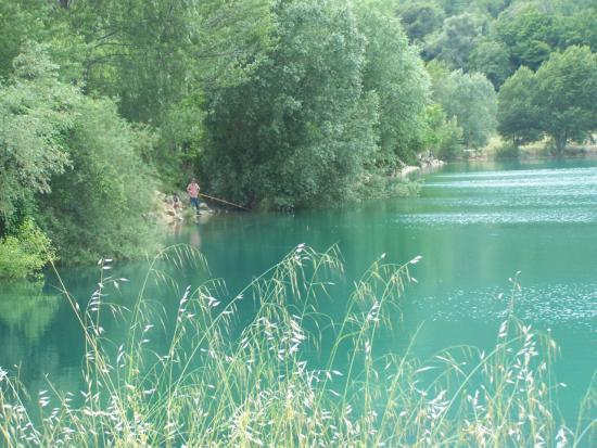 Lac du BROC