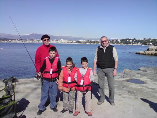 Antibes 02/2009 - Bord de mer