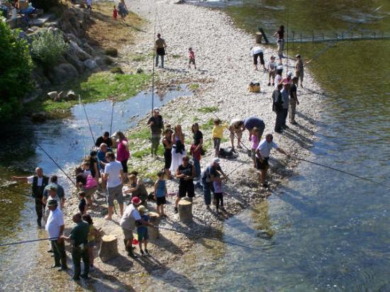 Fête de la pêche 2009 Villeneuve Loubet