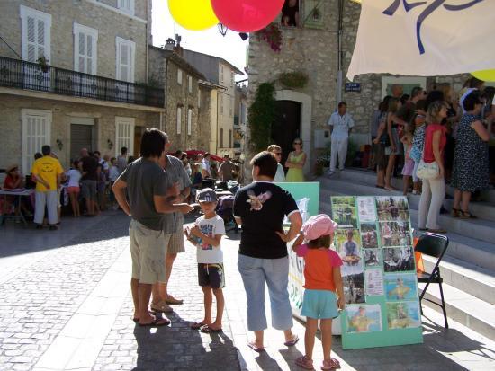 Forum La Colle/loup 2009