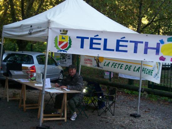 Pré Téléthon du 11 Octobre 2009