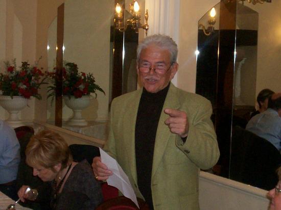 René LAVERGNE_Président-1998/2008.