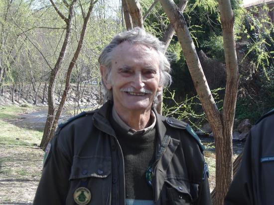 Joseph ISAYA, garde pêche
