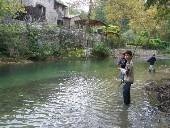 Quand peut-on pêcher en première catégorie ?
