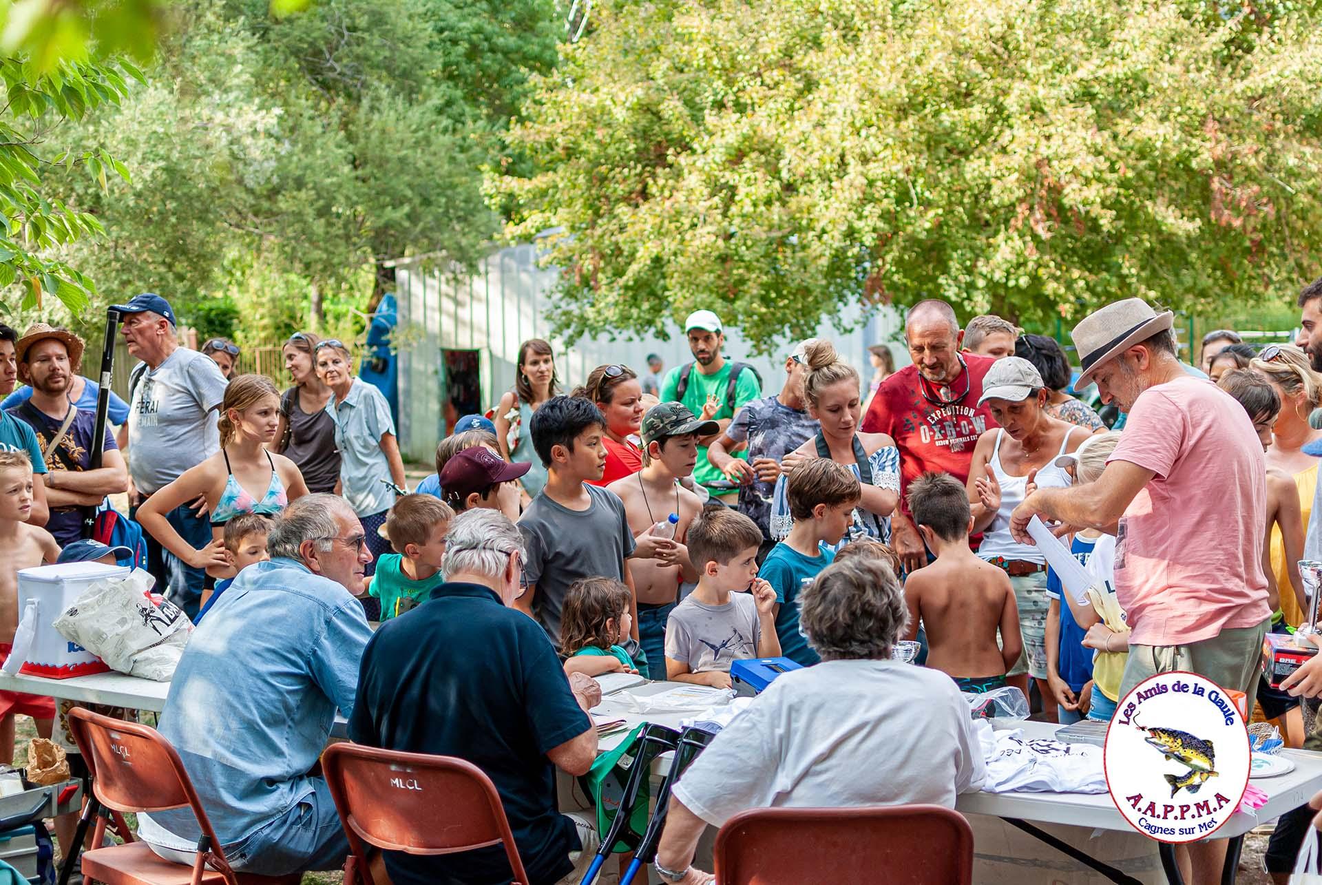 Concours pêche Colle sur loup | événement
